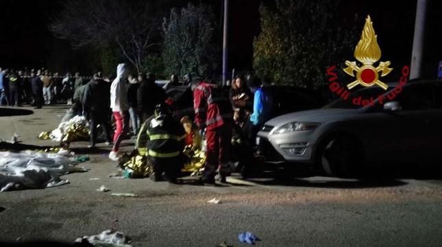 Hỗn loạn trong hộp đêm, 6 người chết, 120 người bị thương ảnh 3