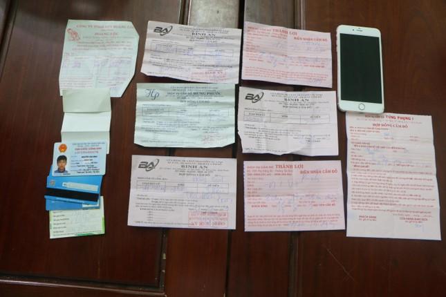 Bắt giữ phụ hồ chuyên cướp giật điện thoại ở Bình Phước ảnh 2