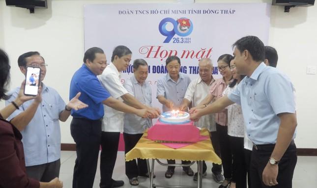 Bí thư Trung ương Đoàn dự kỷ niệm 90 năm thành lập Đoàn tại Đồng Tháp ảnh 5