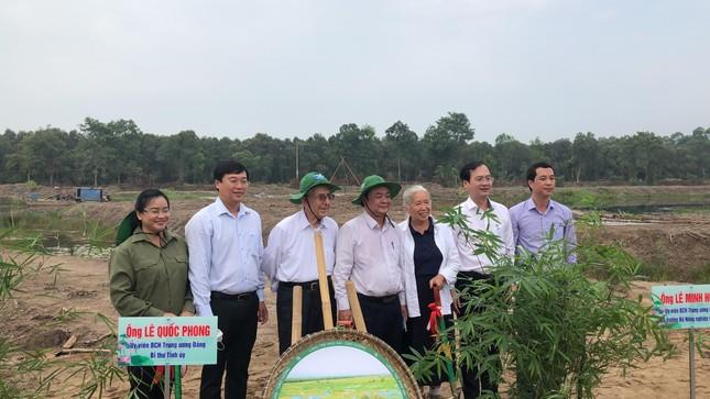 Đồng Tháp phát động chương trình trồng 1 tỷ cây xanh - Vì một Việt Nam xanh ảnh 4