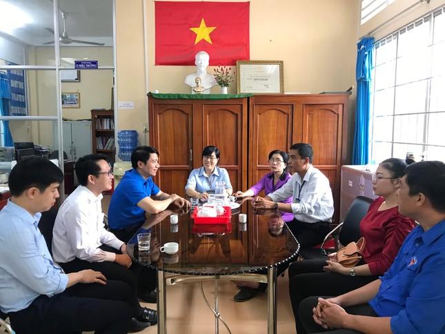Bí thư Trung ương Đoàn thăm giáo viên Tổng phụ trách Đội tại Trà Vinh ảnh 1