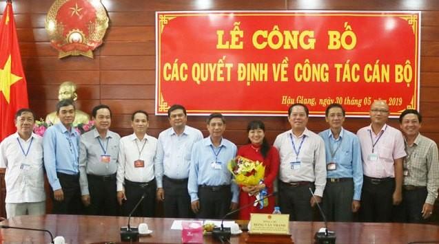 Nguyên Phó Giám đốc Sở Tư pháp Hậu Giang khiếu nại lên UBKT Trung ương ảnh 1