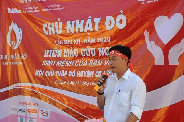 Chủ nhật Đỏ ở Cù Lao Dung ảnh 4