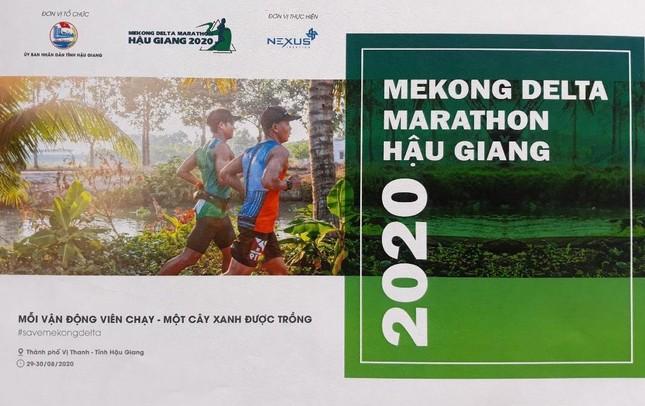 Lập kỷ lục ở giải chạy Marathon Hậu Giang 2020 sẽ nhận 100 triệu đồng ảnh 3