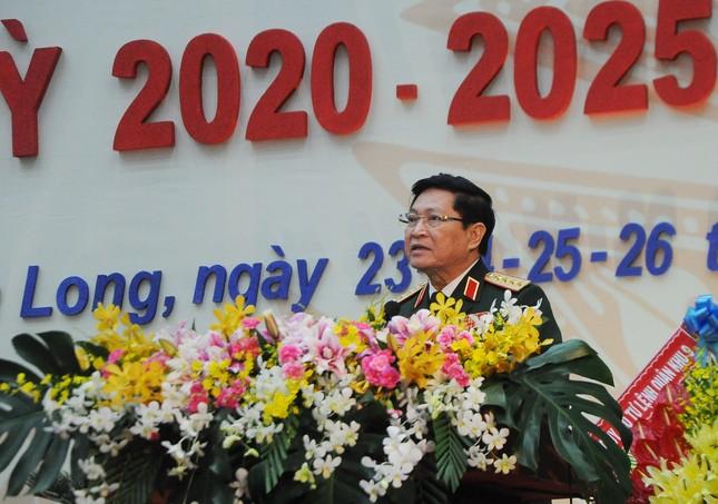 Đại tướng Ngô Xuân Lịch: 'Ban Chấp hành Đảng bộ Vĩnh Long phải là tập thể vững mạnh' ảnh 1
