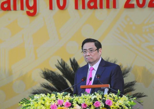 Trưởng Ban Tổ chức Trung ương chỉ đạo Đại hội Đảng bộ Hậu Giang ảnh 1