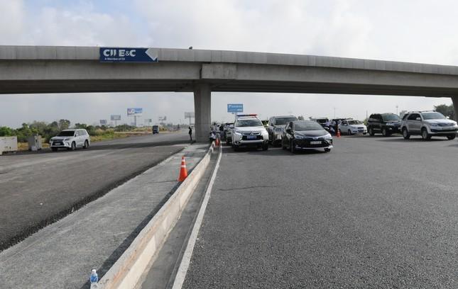 Phương tiện nào được lưu thông trên cao tốc Trung Lương – Mỹ Thuận dịp Tết? ảnh 1