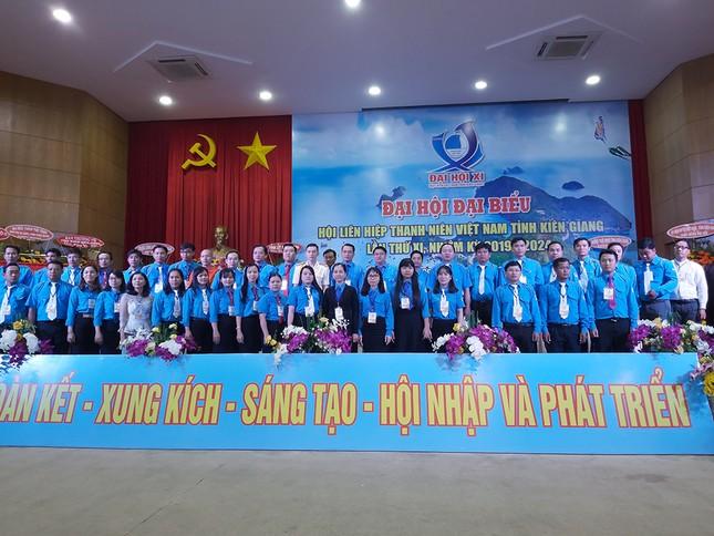 Anh Lâm Quốc Toàn tái đắc cử Chủ tịch Hội LHTN Việt Nam tỉnh Kiên Giang ảnh 5