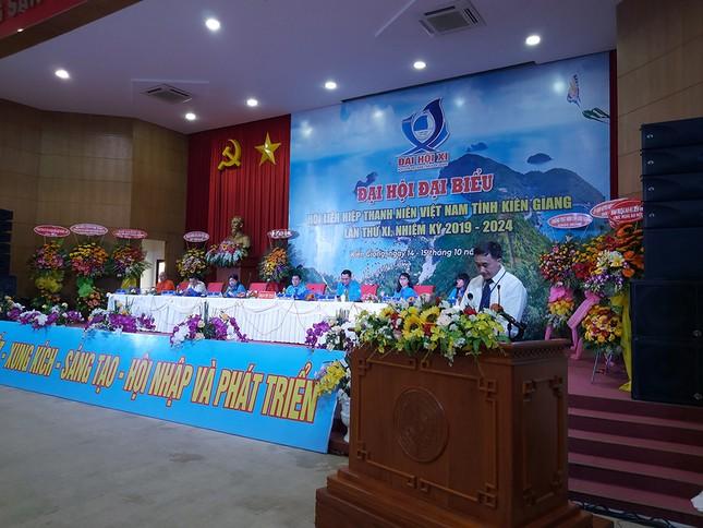 Anh Lâm Quốc Toàn tái đắc cử Chủ tịch Hội LHTN Việt Nam tỉnh Kiên Giang ảnh 4