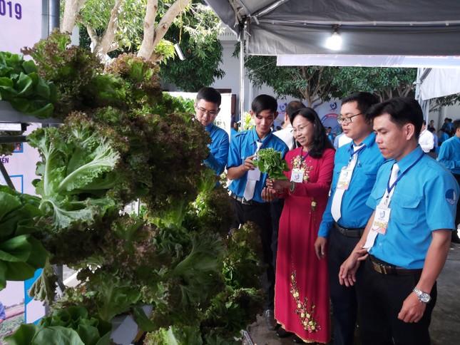 Anh Lâm Quốc Toàn tái đắc cử Chủ tịch Hội LHTN Việt Nam tỉnh Kiên Giang ảnh 3