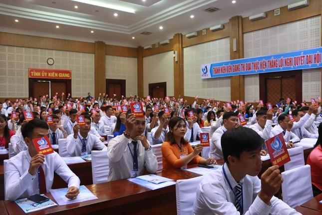 Anh Lâm Quốc Toàn tái đắc cử Chủ tịch Hội LHTN Việt Nam tỉnh Kiên Giang ảnh 2