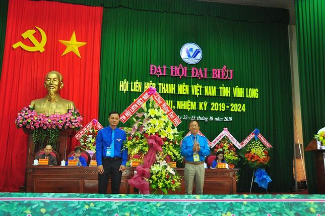 Anh Nguyễn Minh Thiện tái đắc cử Chủ tịch Hội LHTN Việt Nam tỉnh Vĩnh Long ảnh 3