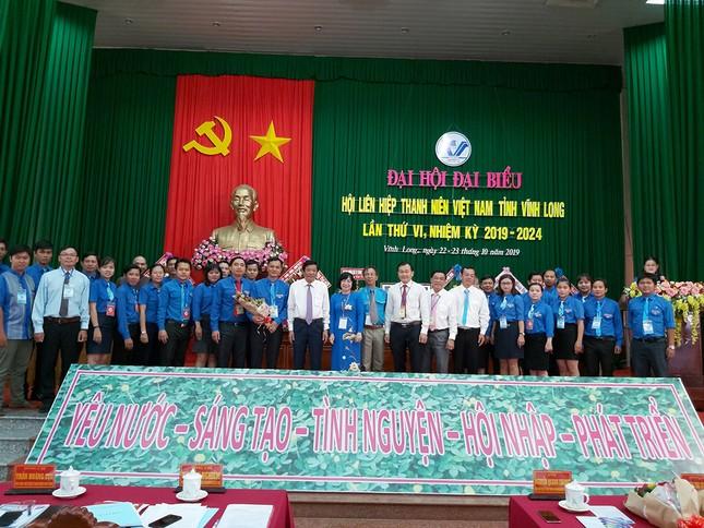 Anh Nguyễn Minh Thiện tái đắc cử Chủ tịch Hội LHTN Việt Nam tỉnh Vĩnh Long ảnh 4