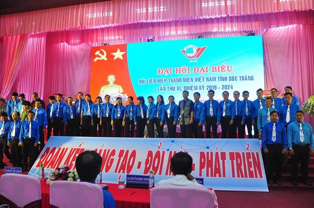 Anh Đặng Tấn Giang đắc cử Chủ tịch Hội LHTN Việt Nam tỉnh Sóc Trăng ảnh 3
