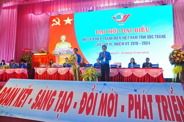 Anh Đặng Tấn Giang đắc cử Chủ tịch Hội LHTN Việt Nam tỉnh Sóc Trăng ảnh 4