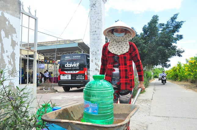 Tặng 3 hệ thống máy lọc nước nhiễm mặn Makano tại Cà Mau, Kiên Giang ảnh 2