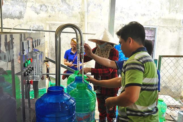 Tặng 3 hệ thống máy lọc nước nhiễm mặn Makano tại Cà Mau, Kiên Giang ảnh 9