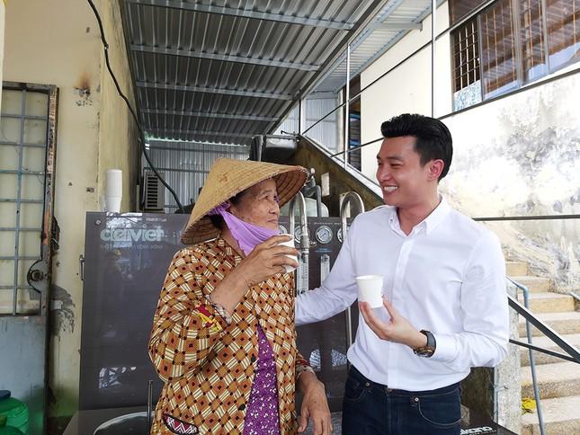 Tặng 3 hệ thống máy lọc nước nhiễm mặn Makano tại Cà Mau, Kiên Giang ảnh 5