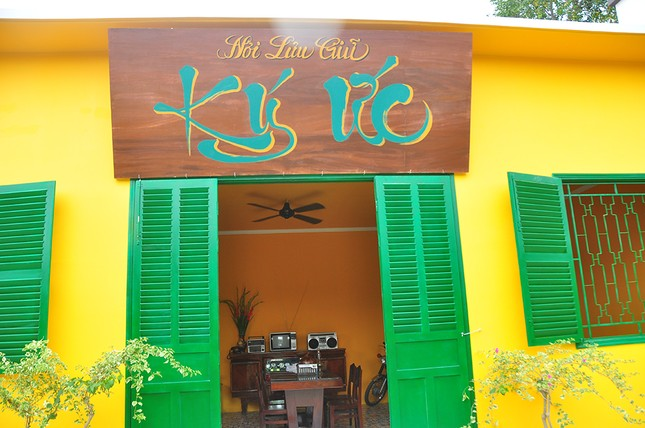 Căn nhà màu tím độc đáo ở Cần Thơ hút khách đến 'check-in' ảnh 10