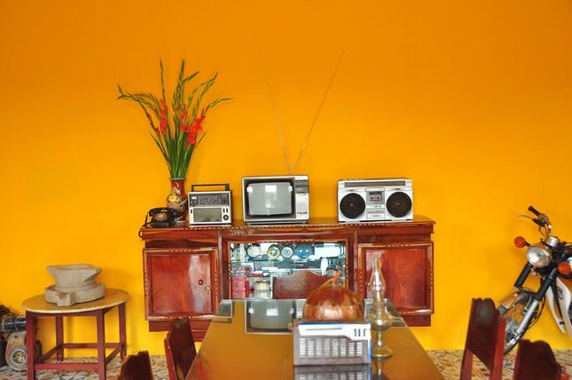 Căn nhà màu tím độc đáo ở Cần Thơ hút khách đến 'check-in' ảnh 11