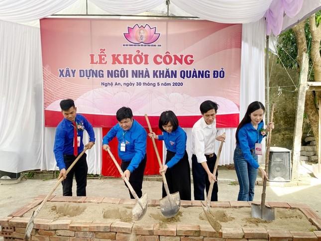 Hoa khôi Huỳnh Thúy Vi: Rèn luyện đức lẫn tài để cống hiến cho đất nước ảnh 3