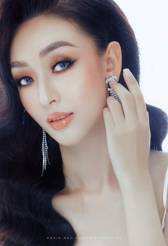 Nữ sinh Vĩnh Long và điều mơ ước tại Hoa hậu Việt Nam 2020 ảnh 3