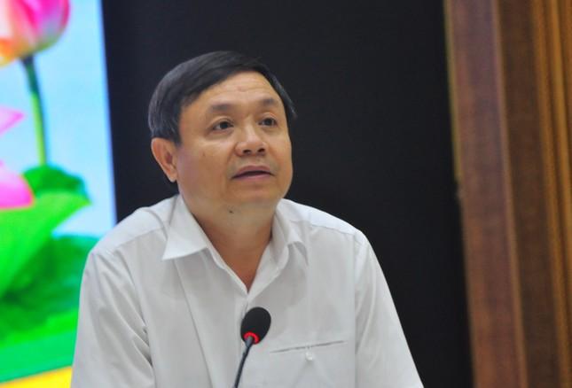 Ông Lê Minh Hoan vẫn điều hành Đại hội Đảng bộ tỉnh Đồng Tháp ảnh 2