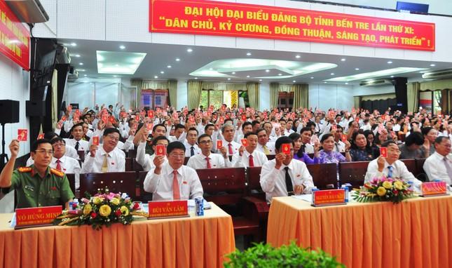 Cơ cấu nhân sự Ban Chấp hành Đảng bộ Bến Tre khóa mới ra sao? ảnh 2