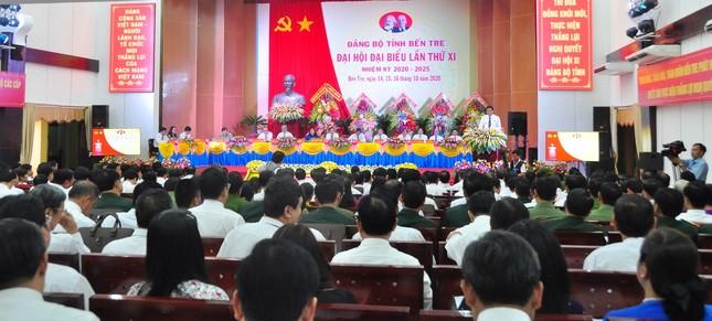 Cơ cấu nhân sự Ban Chấp hành Đảng bộ Bến Tre khóa mới ra sao? ảnh 3