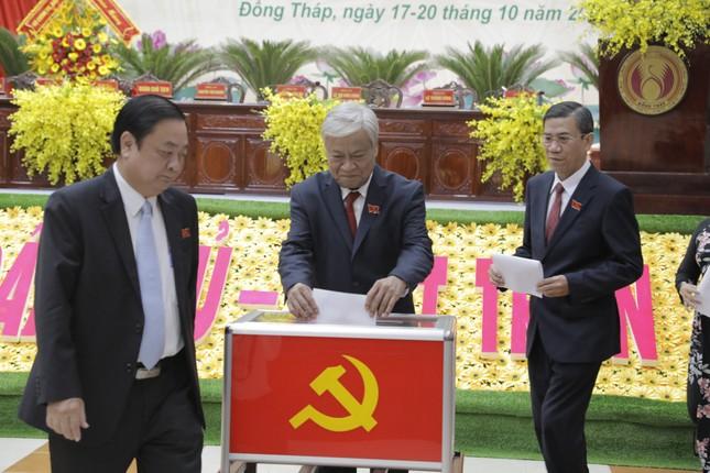 Chi tiết nhân sự Ban Chấp hành Đảng bộ Đồng Tháp khóa mới ảnh 2