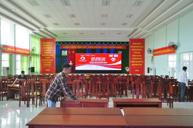 Kiên Giang sẵn sàng cho ngày hội Chủ nhật Đỏ ảnh 3