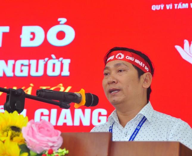 Tưng bừng Chủ nhật Đỏ tại Kiên Giang ảnh 9