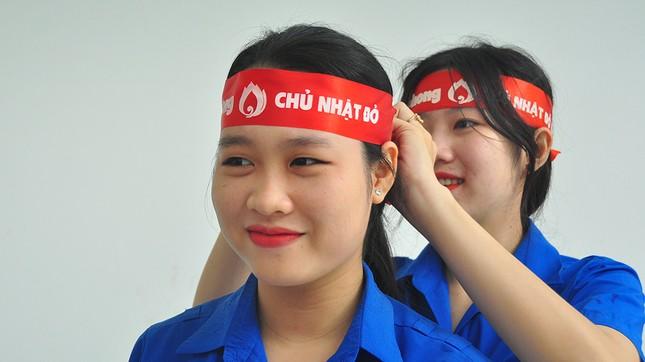 Tưng bừng Chủ nhật Đỏ tại Kiên Giang ảnh 8