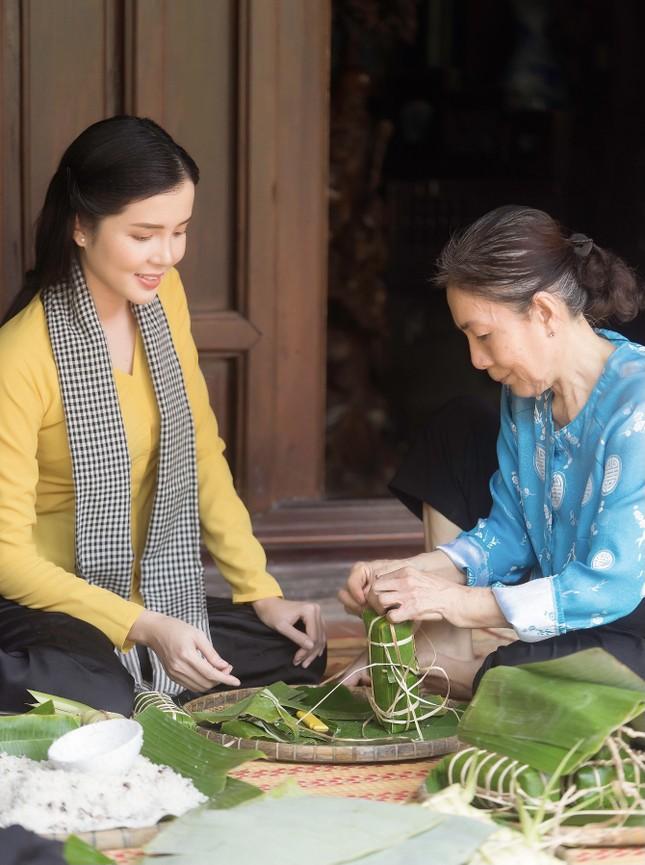 Hoa khôi Huỳnh Thúy Vi: 'Vị ngọt miền Tây' từ tình yêu quê hương  ảnh 2
