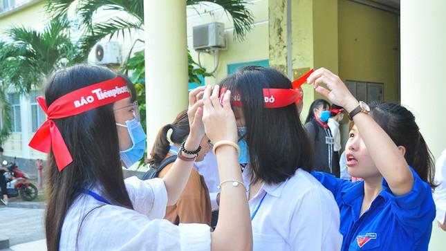 Tưng bừng Chủ nhật Đỏ tại trường đại học Trà Vinh ảnh 13