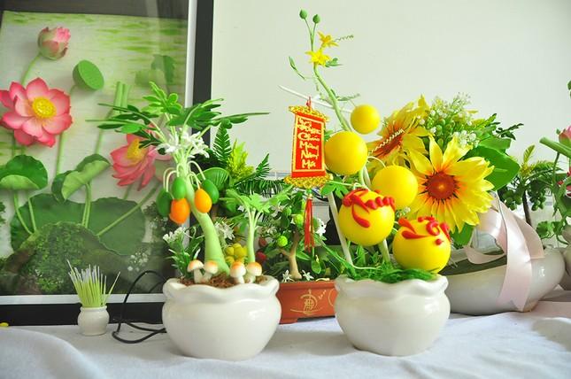 Tình yêu hoa từ... đất của nữ thạc sỹ 9X ở Cần Thơ ảnh 6