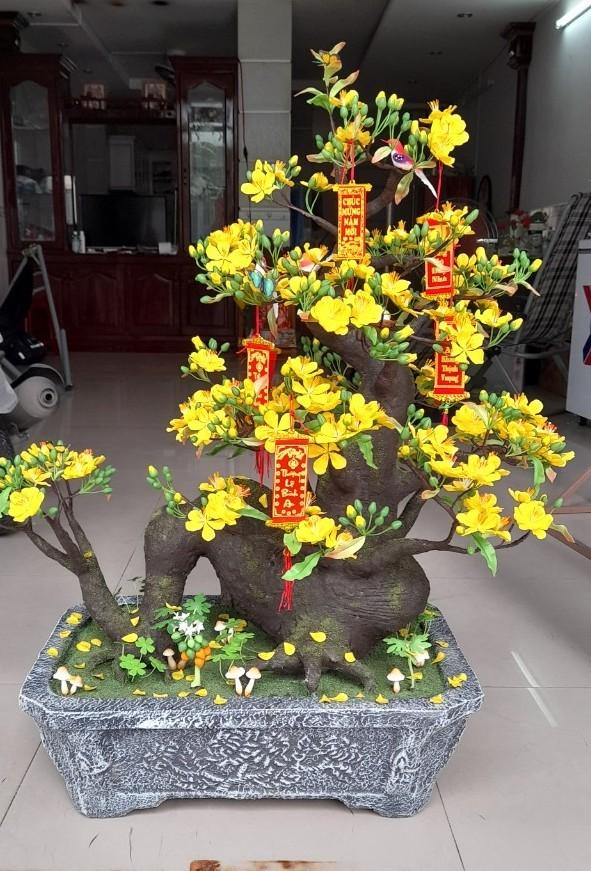 Tình yêu hoa từ... đất của nữ thạc sỹ 9X ở Cần Thơ ảnh 14