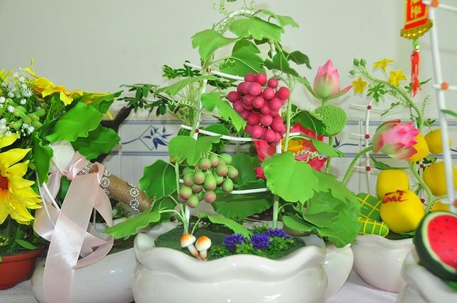 Tình yêu hoa từ... đất của nữ thạc sỹ 9X ở Cần Thơ ảnh 7