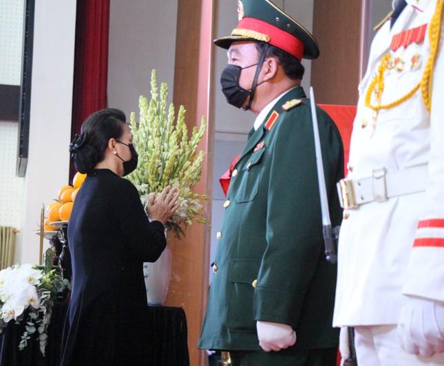 Xúc động dòng sổ tang tiễn biệt nguyên Phó Thủ tướng Trương Vĩnh Trọng ảnh 3