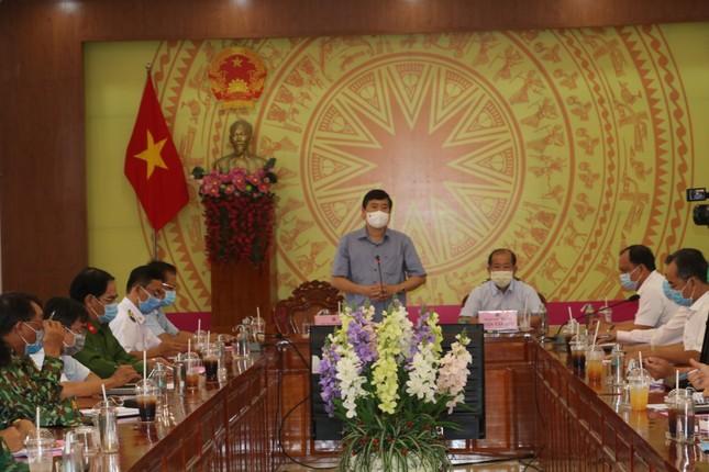 Đồng Tháp phát hiện thêm 1 ca nghi mắc COVID-19 là thuyền viên từ Campuchia về ảnh 1