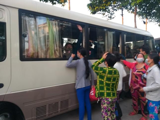 Gần 5.000 tân binh TPHCM, thanh niên ĐBSCL hăng hái lên đường bảo vệ Tổ quốc ảnh 30