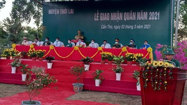 Gần 5.000 tân binh TPHCM, thanh niên ĐBSCL hăng hái lên đường bảo vệ Tổ quốc ảnh 28