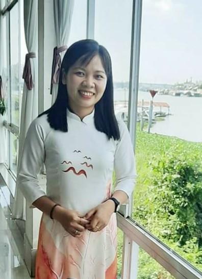 Phụ nữ Tỉnh đoàn An Giang duyên dáng với áo dài thướt tha ảnh 5