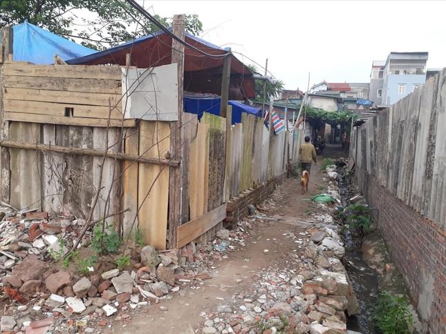 Lao xao phận ngụ cư ven sông Hồng: Chuyện ở xóm đồng nát, bốc vác ảnh 3