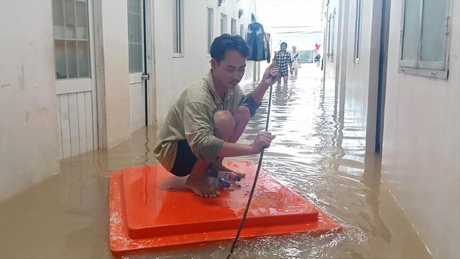 Ngập lụt lịch sử ở đảo ngọc Phú Quốc ảnh 1