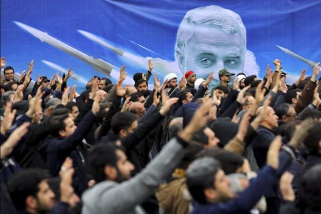 Iran tổ chức tang lễ lớn chưa từng có cho tướng Soleimani ảnh 1