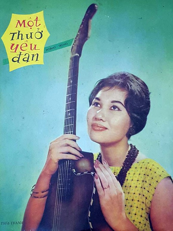 Thái Thanh - còn đó giọng hát tượng đài ảnh 1