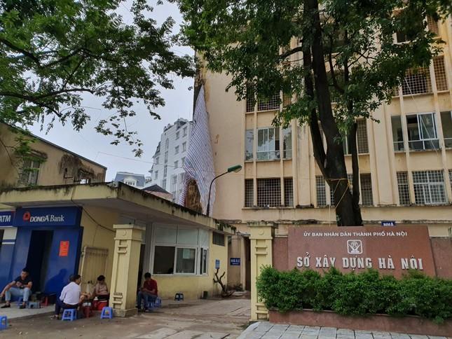 Di dời 8 sở, ngành Hà Nội về khu liên cơ: Vẫn xin giữ 'đất vàng' ảnh 1