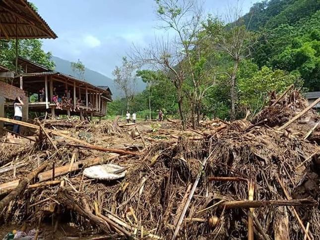 Hình ảnh mưa lũ tàn phá khủng khiếp ở Mường Lát ảnh 7