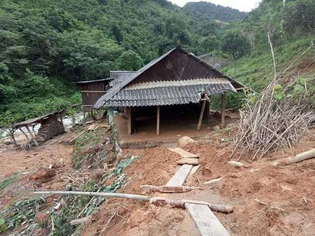 Hình ảnh mưa lũ tàn phá khủng khiếp ở Mường Lát ảnh 8